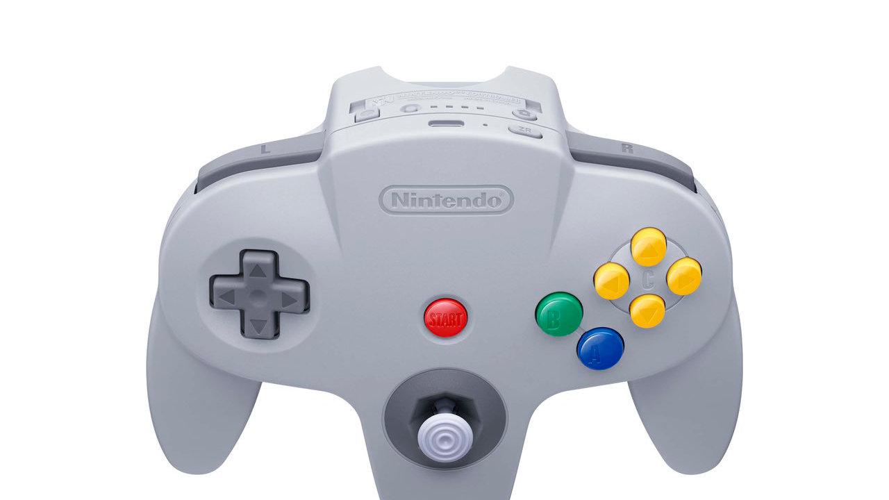 【Switchオンライン】復刻N64コントローラーにはキャプチャーやホームボタンなど追加ボタンが搭載