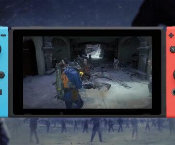 Co-opゾンビシューター『World War Z』Nintendo Switch版は11月に海外発売