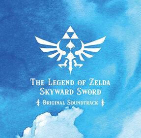 ゼルダの伝説 スカイウォードソード オリジナル・サウンドトラック CD 5枚組・全187曲