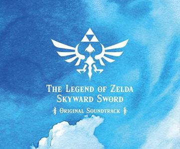 『ゼルダの伝説 スカイウォードソード』全曲入りサントラ(CD5枚組・187曲)が11月23日発売