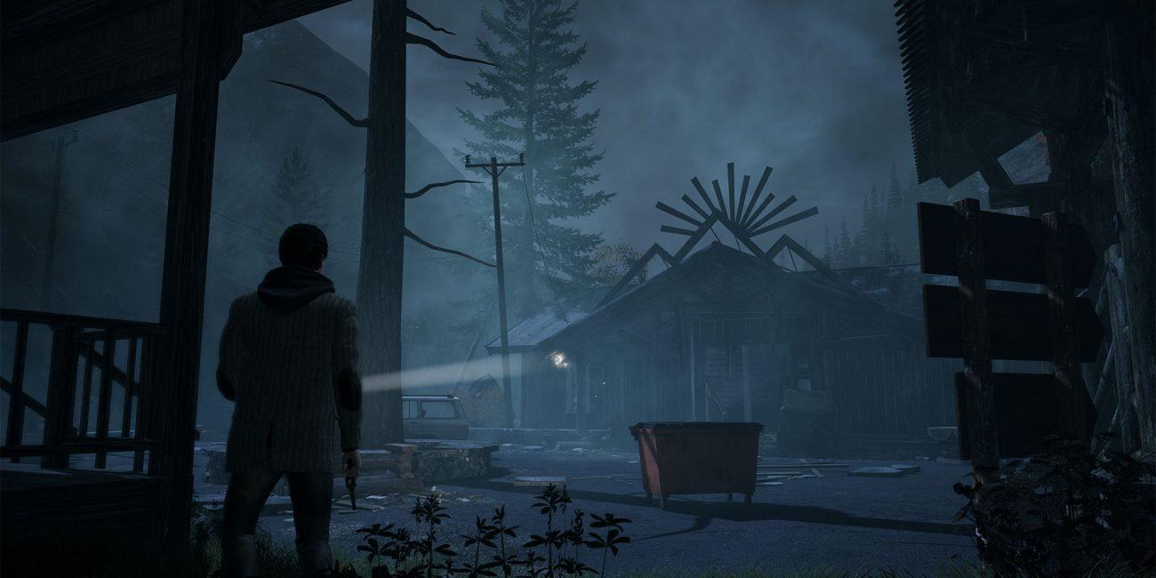 北米レーティングのESRBがNintendo Switch版『Alan Wake Remastered』を評価