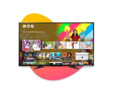 【Amazon Kids+】「Fire TV」シリーズで利用可能に、テレビの大画面でアプリや動画を楽しめる