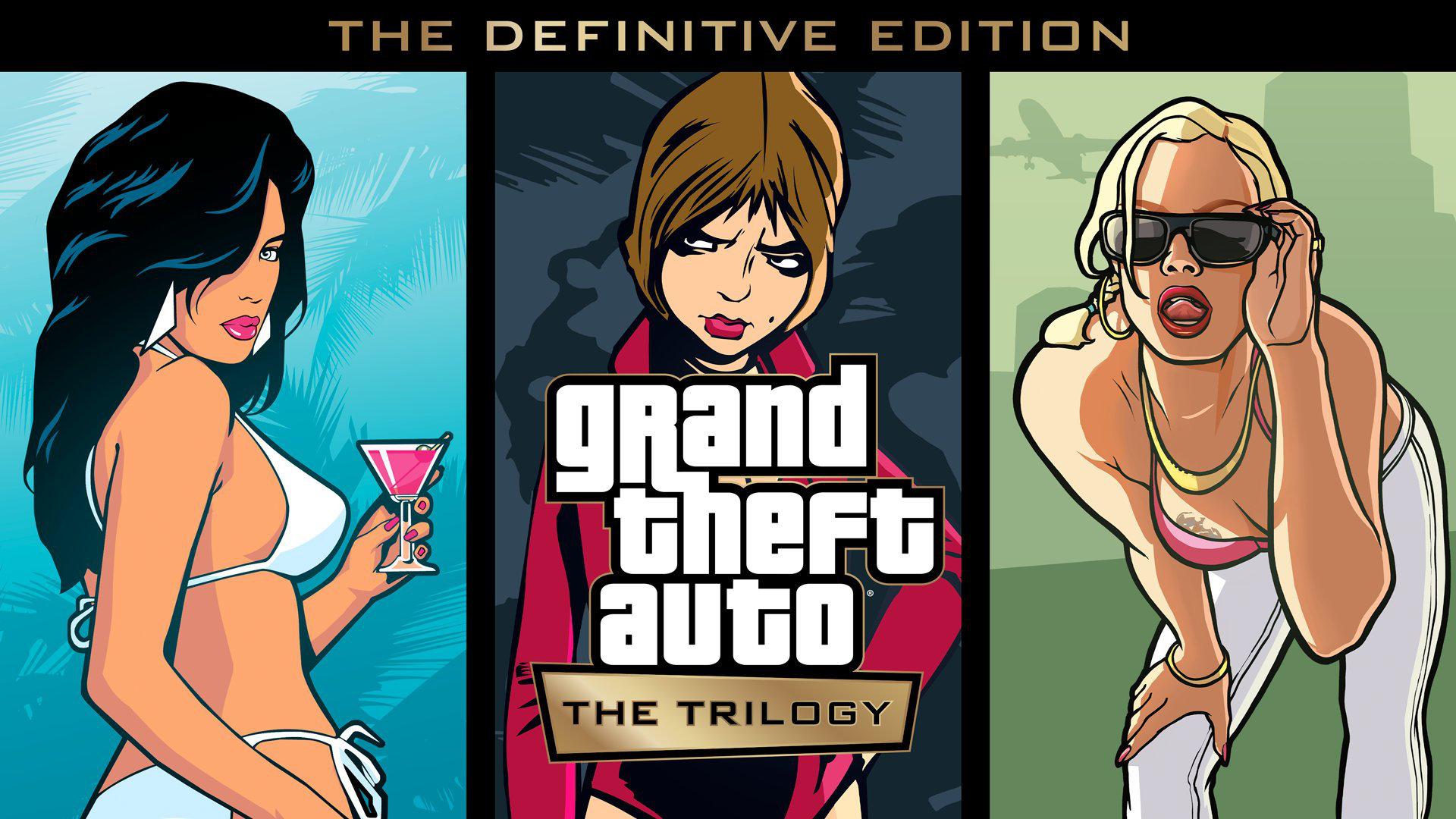 スイッチにも対応、『GTA3』20周年記念の3部作リマスター『Grand Theft Auto: The Trilogy – The Definitive Edition』が2021年内発売へ