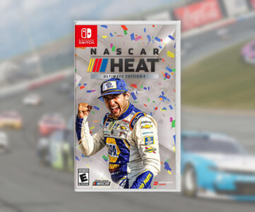 『NASCAR Heat Ultimate Edition+』が Nintendo Switch に登場