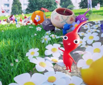 【ピクミン】世界を花でいっぱいに、Niantic×任天堂が『Pikmin Bloom』を順次配信開始