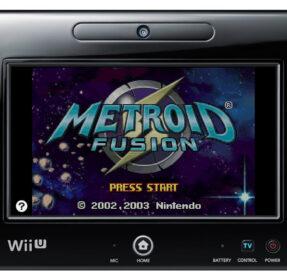 Wii U VC メトロイド フュージョン