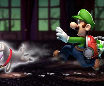 3DS『ルイージマンション2』、発売月で世界ミリオン突破