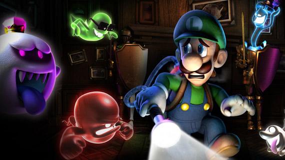 3DS『ルイージマンション2』、海外レビュースコア。演出やマルチプレイなどルイージイヤーの幕開けに相応しい絶賛多数