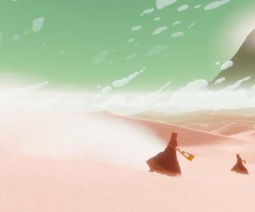 『Journey』(風ノ旅ビト)開発のthatgamecompany、次回作はマルチプラットフォームに