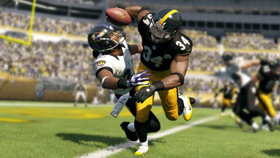 NPDの2012年9月北米地域月次販売データ、『FIFA 13』は3位に初登場。1位は『Madden NFL 13』市場は前年比24%のダウン