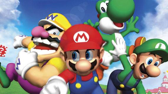 今年で発売8年を迎えるNDS『スーパーマリオ64DS』が、北米地域で累計売上500万本突破