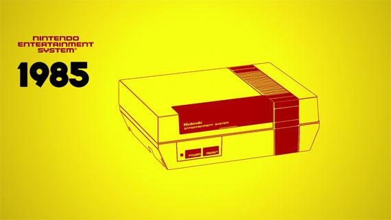 ゲーム&ウォッチからWii Uまで、任天堂ハードの歴史を紡ぐインフォムービー「History of Nintendo 2012」