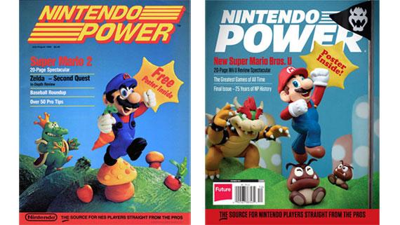 「Nintendo Power」最終号が発売。カバーアートは創刊号を回顧するデザインに