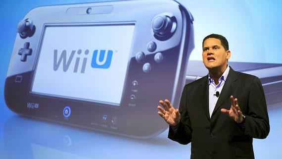 米任天堂レジー社長インタビュー、Wii Uの逆ざやはハード1台につきソフト1本で黒字に転換
