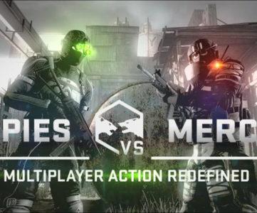 『Splinter Cell: Blacklist』、激しい銃撃戦や頭脳戦を繰り広げるマルチプレイヤーモード「Spies Vs. Mercs」トレーラー