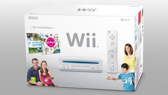 新デザインのWiiが欧州で登場!発売は10月から