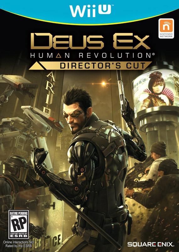 Deus Ex: Human Revolution Director's Cut BoxArt