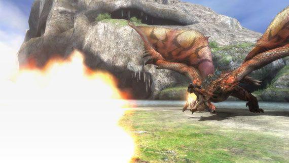 Wii U『モンスターハンター3G HD Ver.』
