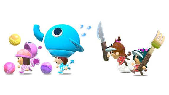 Wii U『Nintendo Land』にオンラインマルチプレイが採用されなかった理由