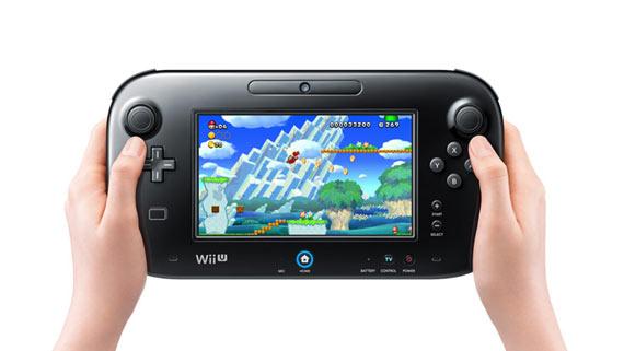 Wii U GamePad単体で遊べる、「Off-TV Play」機能をサポートするWii Uソフトウェア