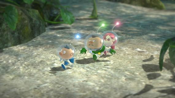 Wii U『ピクミン3』について、任天堂・宮本氏「過去シリーズより奥深い戦略性に」