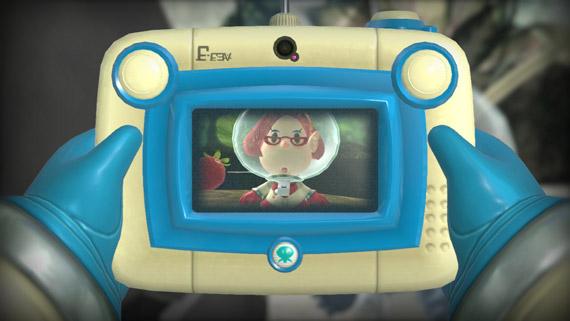 Wii U『ピクミン3』、「探索メモ」やブリトニーの「果実レポート」などGamePadで見ることのできる便利機能