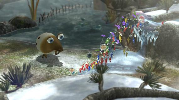 Wii U『ピクミン3』の延期について、任天堂の宮本氏「僕が関わるとしばしば遅れる」
