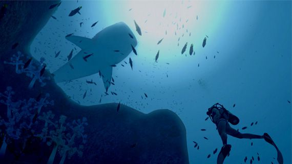 [Wii] 気軽にダイビング気分を味わえる良質ADV『FOREVER BLUE 海の呼び声 / 任天堂(2009)』クリア後の感想。