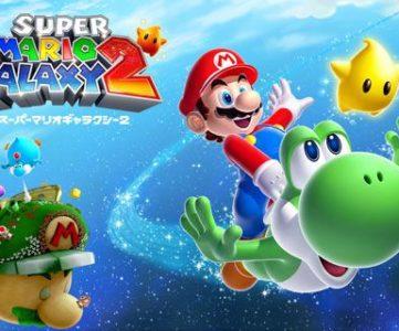 [Wii] 重力アクション第2弾。遊びやすく改良された『スーパーマリオギャラクシー2 / 任天堂(2010)』