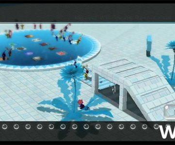 米任天堂公式による、WiiからWii Uへの引っ越しガイドビデオ。ピクミンがデータの引っ越しをお手伝い