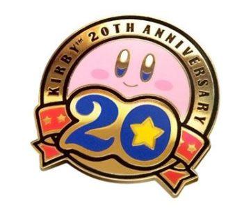 クラブニンテンドーに新アイテム『星のカービィ 20周年記念メダル』が登場