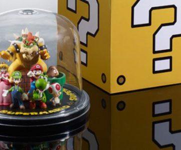 クラブニンテンドーに新アイテム『スーパーマリオキャラクターズフィギュア』が登場