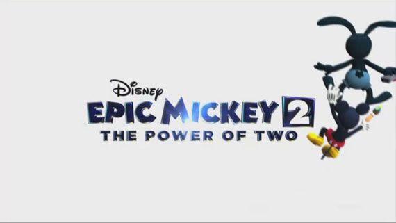 『Disney Epic Mickey 2: The Power of Two』がウォーレン・スペクター氏の口から正式に判明