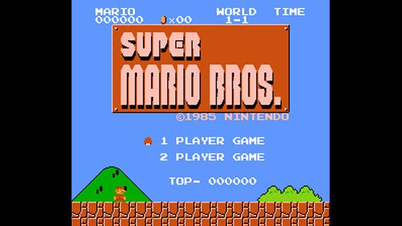 2012年3DSバーチャルコンソール年間ランキング、トップは『スーパーマリオブラザーズ』