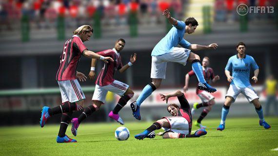 2012年UK市場ベストセラートップ100、ミリオンタイトルは『Call of Duty: Black Ops 2』『FIFA 13』の2本