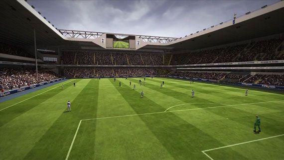 『FIFA 13』収録スタジアムリスト