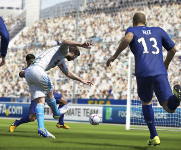 『FIFA 14』、Wii Uは非対応