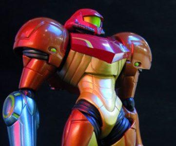 センスムーブも再現可能!な『figma サムス・アラン』2012年7月7日に発売開始。『ゼロスーツ Ver.』は11日から出荷