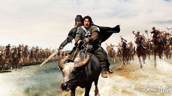 [映画] 戦国時代の中国を舞台にした、ドラマ性重視のジャッキー映画『ラスト・ソルジャー』