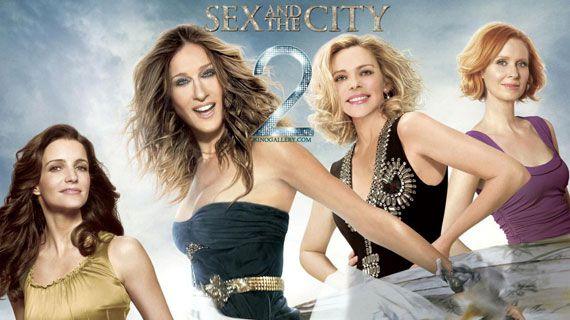 [映画] 相変わらず元気なサマンサ『セックス・アンド・ザ・シティ2』