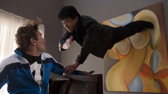 [映画] ジャッキー主演のゆるいアクション『ダブル・ミッション』