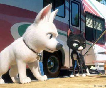 [映画] 犬の仕草もしっかり再現 『ボルト』