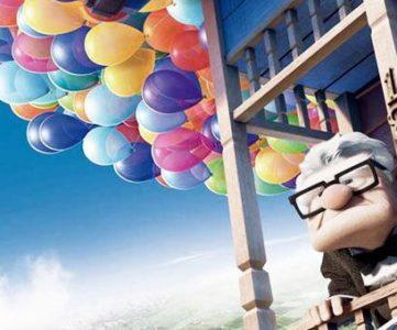 [映画] 10作品目でトイ・ストーリーを越えたか『カールじいさんの空飛ぶ家』