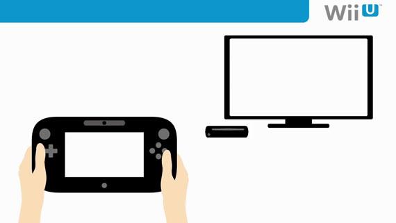 Wii U GamePad:本体から「約8m」くらいまでは離れても最適なパフォーマンスを発揮