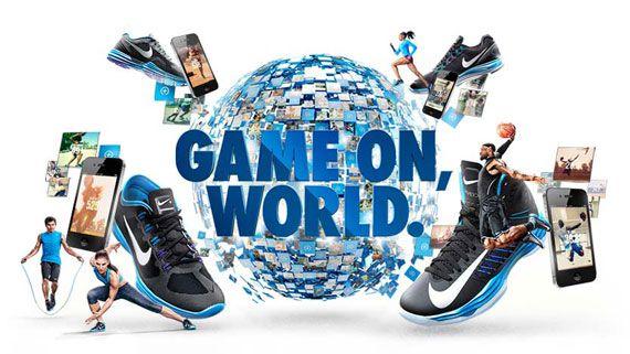 """8ビットゲームへのオマージュをふんだんに盛り込んだNikeの""""Game On, World. """"キャンペーン"""