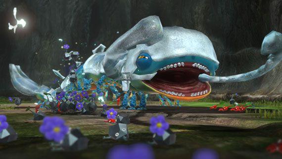 [Wii U]『ピクミン3』はオンラインマルチプレイに対応せず。その分ローカルを充実
